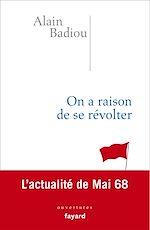 Download this eBook On a raison de se révolter