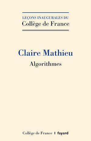 L'Algorithmique