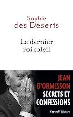 Download this eBook Le dernier roi soleil