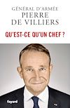 Télécharger le livre :  Qu'est-ce qu'un chef ?