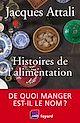 Télécharger le livre : Histoires de l'alimentation