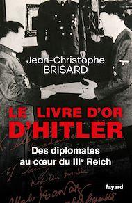Téléchargez le livre :  Le livre d'or d'Hitler