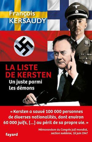 Téléchargez le livre :  La liste de Kersten