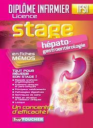 Téléchargez le livre :  Stage Hépato-gastroentérologie - DEI