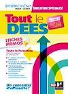 Télécharger le livre :  Tout le DEES en fiches mémos - Diplôme d'état Educateur spécialisé - Révision