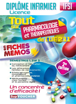 Download this eBook Tout sur Pharmacologie et Thérapeutiques de l'UE 2.11 en fiches mémos