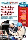 Télécharger le livre : Réussite Concours Technicien territorial - Technicien principal Catégorie B  2017-2018 N°60