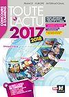 Télécharger le livre :  Toute l'actu 2017 - Concours & examens - Sujets et chiffres clefs de l'actualité 2017