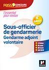 Télécharger le livre :  Pass'Concours Sous-officier de gendarmerie / Gendarme adjoint volontaire