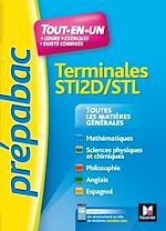 Download this eBook PREPABAC - Toutes les matières générales - Terminales STI2D - STL - Révision et entrainement