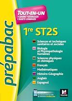 Download this eBook PREPABAC - Toutes les matières - 1re ST2S - Révision et entrainement