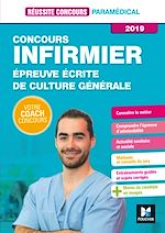 Download this eBook Réussite Concours - IFSI Epreuve écrite de culture générale - 2019 - Préparation épreuve complète