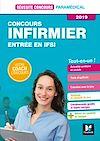 Télécharger le livre :  Réussite Concours - IFSI - Concours d'entrée 2019 - Préparation complète
