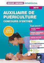 Download this eBook Réussite Concours Auxiliaire de puériculture - AP - Entrée en IFAP 2019 - Préparation Complète Epub