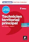Télécharger le livre :  Pass'Concours - Technicien territorial / principal - 2e édition - Révision et entrainenement