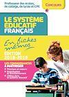 Télécharger le livre :  Concours enseignement - Le système éducatif français en fiches mémos - 2018-2019 - Révision