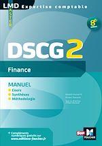 Download this eBook DSCG 2 Finance Manuel - 8e édition