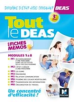 Download this eBook Tout le DEAS en fiches mémos - IFAS - Diplôme Etat Aide-soignant - 3e éd - Révision
