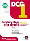 Télécharger le livre :  DCG 1 - Fondamentaux du droit - Manuel et applications