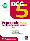 Télécharger le livre :  DCG 5 - Economie contemporaine - Manuel et applications