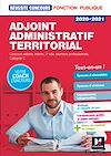 Télécharger le livre :  Réussite Concours - Adjoint administratif territorial - 2020-2021 - Préparation complète