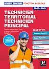 Télécharger le livre :  Réussite Concours - Technicien territorial / principal - 2020-2021 - Préparation complète