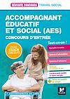 Télécharger le livre :  Réussite Concours - Accompagnant éducatif et social AES - 2020-2021 - Préparation complète
