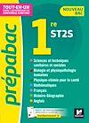 Télécharger le livre :  Prépabac 1re ST2S - Toutes les matières - Cours et contrôle continu
