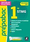 Télécharger le livre :  Prépabac 1re STMG - Toutes les matières - Cours et contrôle continu