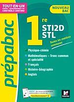 Download this eBook Prépabac 1re STI2D/STL - Toutes les matières générales - Cours et contrôle continu