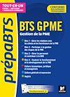 Télécharger le livre :  PrépaBTS - BTS Gestion de la PME - Toutes les matières - Révision et entrainement