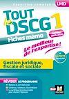Télécharger le livre :  Tout le DSCG 1 - Gestion juridique fiscale et sociale - 3e édition - Révision