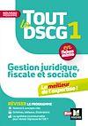Télécharger le livre :  Tout le DSCG 1 - Gestion juridique fiscale et sociale - 3e édition - Révision et entraînement