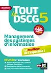 Télécharger le livre :  Tout le DSCG 5 - Management des systèmes d'information