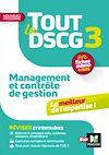 Télécharger le livre :  Tout le DSCG 3 - Management et contrôle de gestion - Révision et entraînement