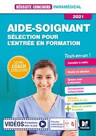 Téléchargez le livre :  Sélection pour entrer en Formation Aide-soignant - IFAS