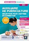 Télécharger le livre :  Sélection pour entrer en formation Auxiliaire de Puériculture - IFAP