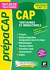 Télécharger le livre :  PrépaCAP - CAP Tertiaires et industriels - Matières générales Nouv. programmes-Révision entraînement
