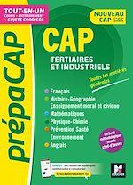 Téléchargez le livre :  PrépaCAP - CAP Tertiaires et industriels - Matières générales Nouv. programmes-Révision entraînement