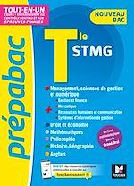 Téléchargez le livre :  PREPABAC - Toute la terminale STMG - Nouveau bac - Contrôle continu et épreuves finales - Révision