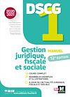 Télécharger le livre :  DSCG 1 - Manuel et applications - Millésime 2020-2021
