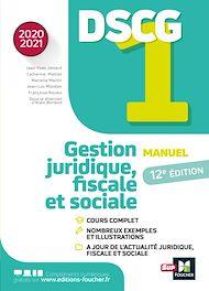 Téléchargez le livre :  DSCG 1 - Manuel et applications - Millésime 2020-2021