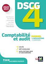 Download this eBook DSCG 4 - Comptabilité et audit - manuel et applications - Millésime 2020-2021