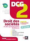 Télécharger le livre :  DCG 2 - Droit des sociétés et autres groupements d'affaires - Manuel et applications