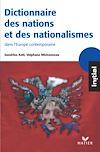 Télécharger le livre :  Initial - Dictionnaire des nations et des nationalismes