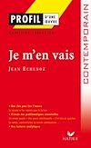 Télécharger le livre :  Profil - Echenoz (Jean) : Je m'en vais