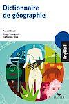 Télécharger le livre :  Initial - Dictionnaire de Géographie