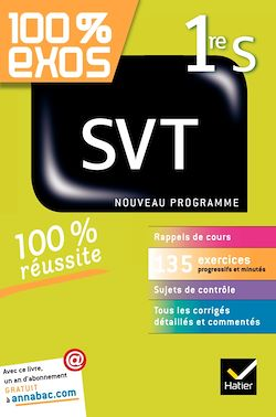 100% exos SVT 1re S