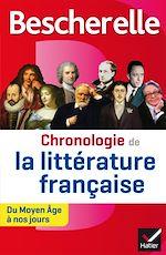 Download this eBook Bescherelle Chronologie de la littérature française
