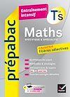 Télécharger le livre :  Maths Tle S (spécifique & spécialité) - Prépabac Entraînement intensif